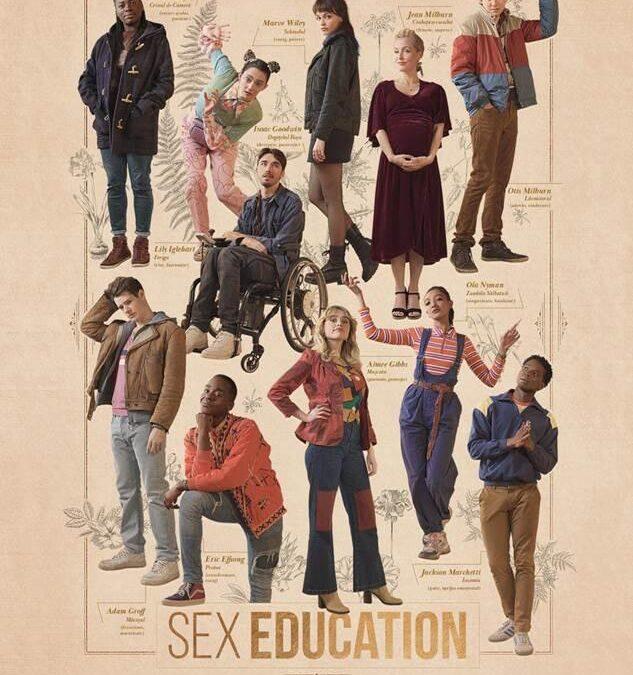 Sex Education – Maturizarea este un proiect de grup