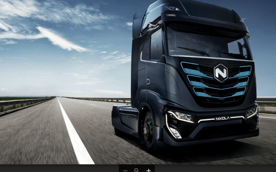 Grupul IVECO și NIKOLA anunță deschiderea unei fabrici joint-venture, în Germania, pentru producția de camioane electrice