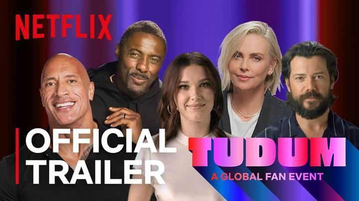 TUDUM: Lansarea trailerului oficial și dezvăluirea numelor vedetelor care vor participa pe 25 septembrie la primul nostru eveniment internațional pentru fani